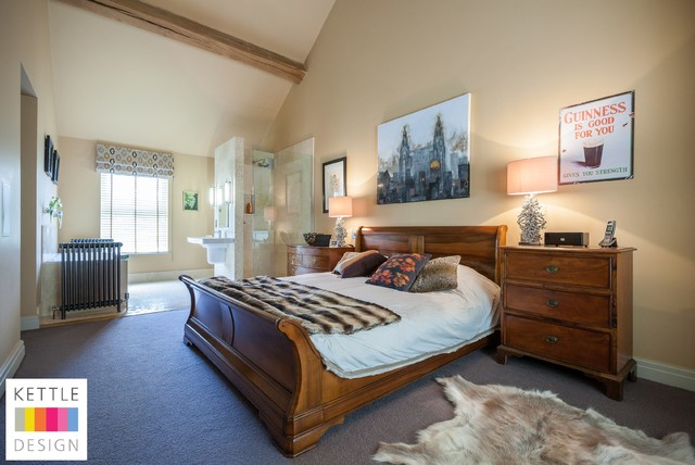 Heswall Residence Transitional Bedroom Other By