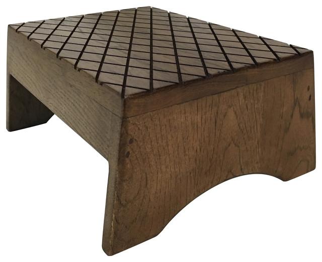 Prime Wood Step Stool By Cw Furniture Custom Choose Finish Bed Kitchen Bathroom Espre Creativecarmelina Interior Chair Design Creativecarmelinacom