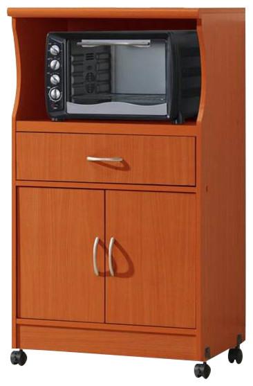Microwave Cart Modern Microwave Ovens By Hodedah
