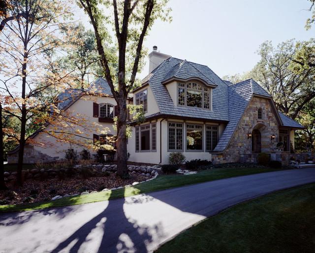 Minnetonka Home Traditional Exterior Minneapolis