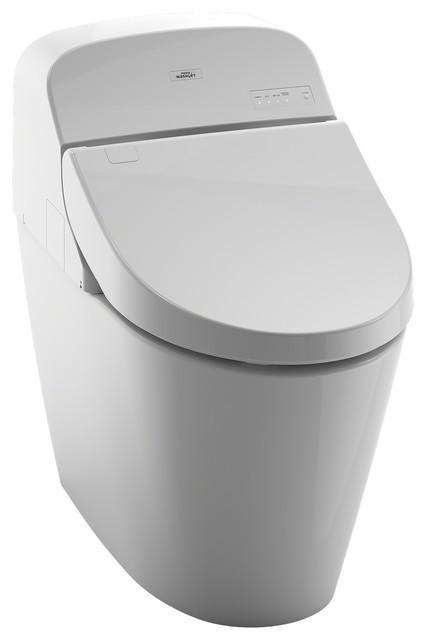 Toto G400 Elongated Toilet, Cotton White, MS920CEMFG#01