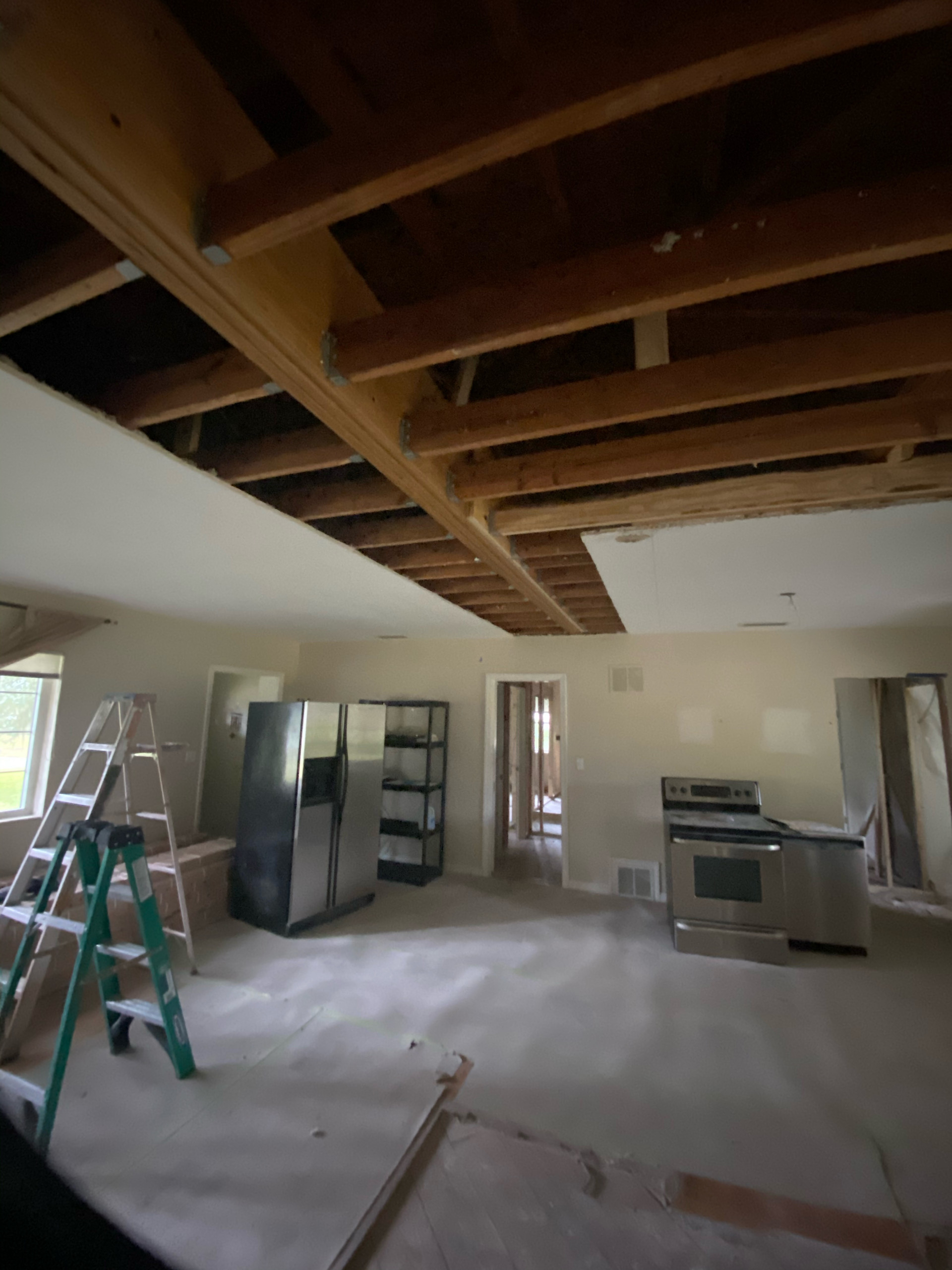 Exline Interior Remodel