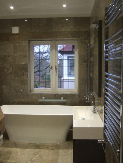 House remodelling and extension sheffield for A c bathrooms sheffield