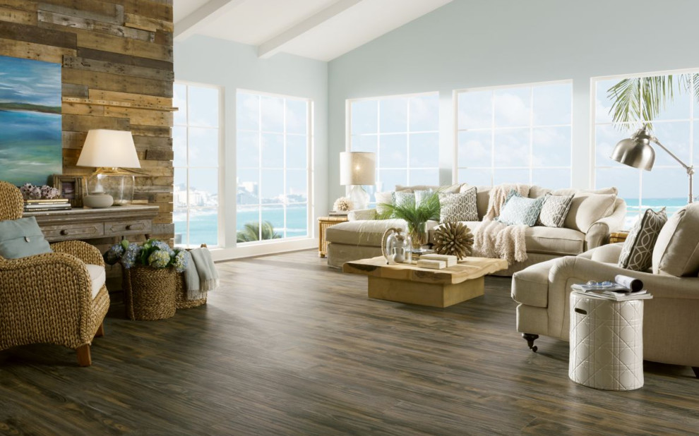 WEATHERED/BEACH WOOD-12 mm Laminate Specialty Wood