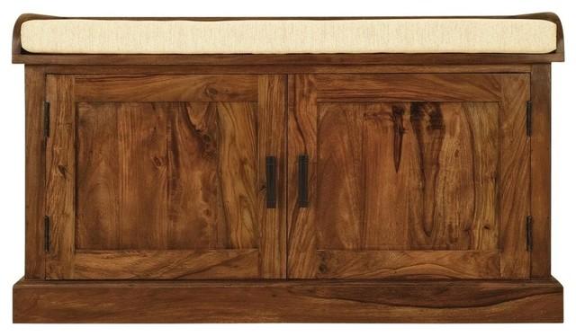 Mallani Enclosed Storage Seat