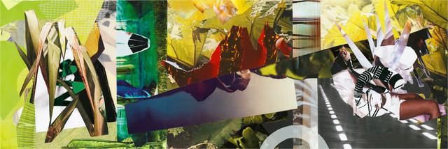 JASPIN, Panoramic Limited Edition Print, 30Hx90W
