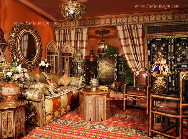 Amazing Moroccan Style Home Decor   Contemporary   Furniture   Los Angeles .