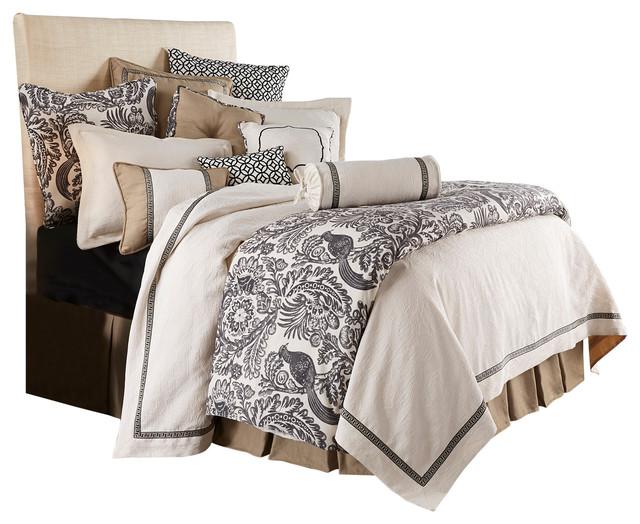 Toile King Bedding: Duvet Covers And Duvet Sets