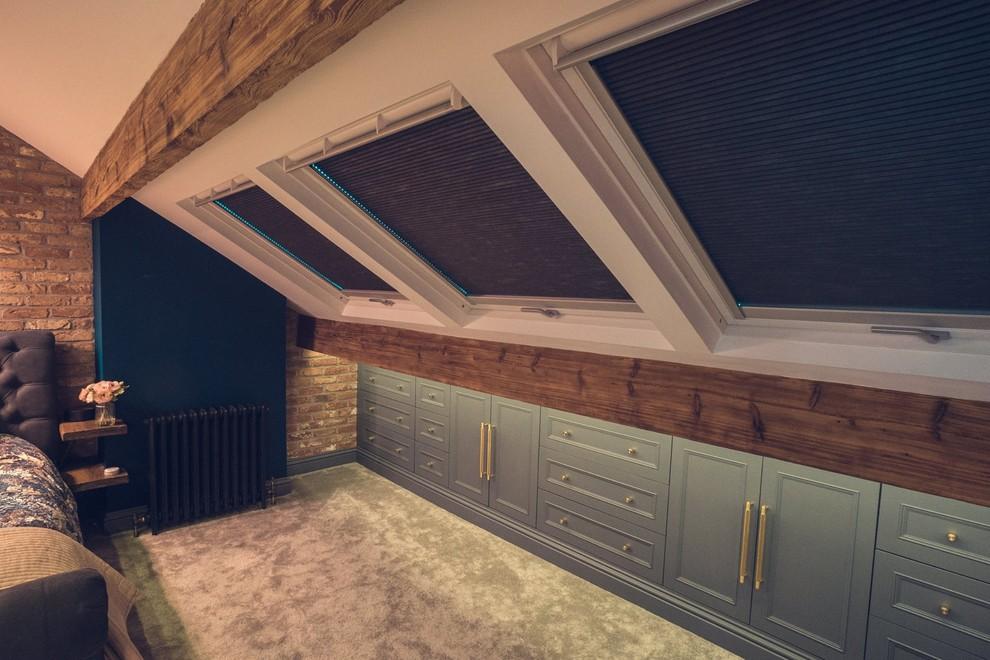 Leeds Attic Bedroom