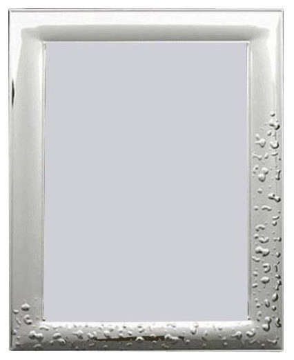 25x35 felicia sterling silver picture frame contemporary picture frames