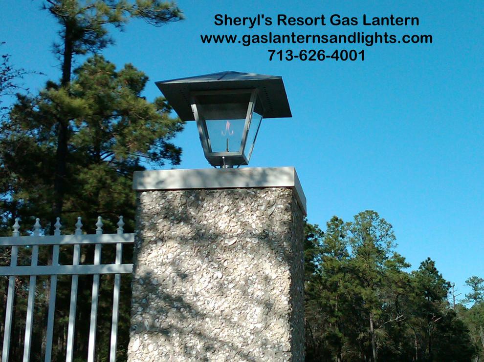 Sheryl's Resort Gas Lantern
