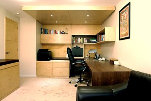 indigo home office. Psychiatrist Office Contemporary-home-office-and-library Indigo Home