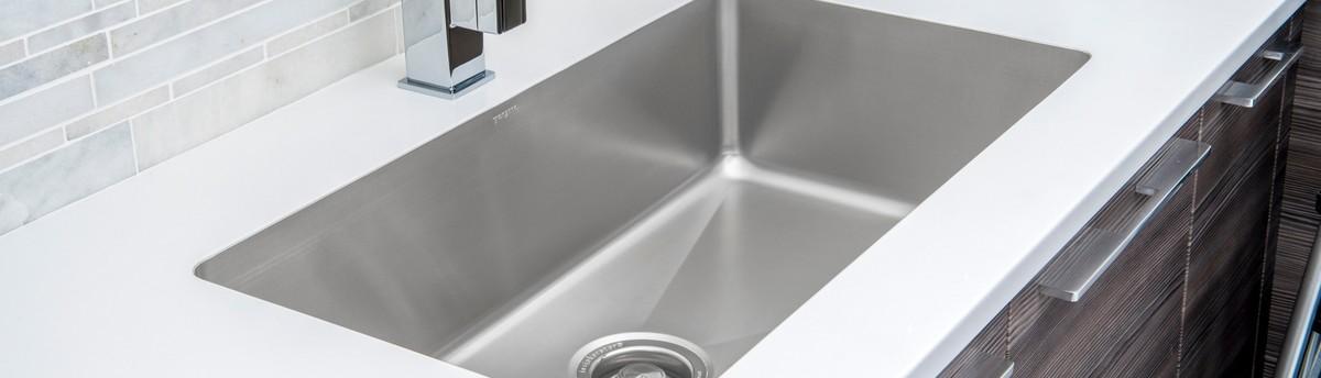 Attrayant TopZero Seamless Sinks