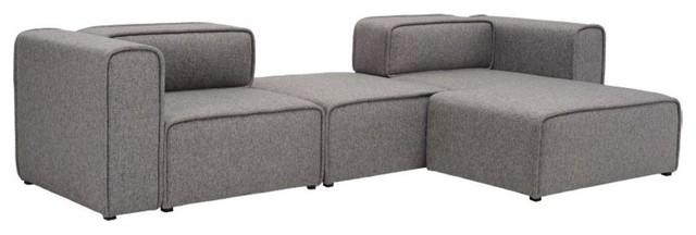 Contemporary Sectional Sofa Sleeper   Sofa Menzilperde.Net