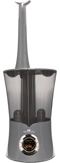 Air Innovations Cool Mist Digital Humidifier (mh-901d), Platinum.