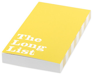 Kate Spade Long List Pad