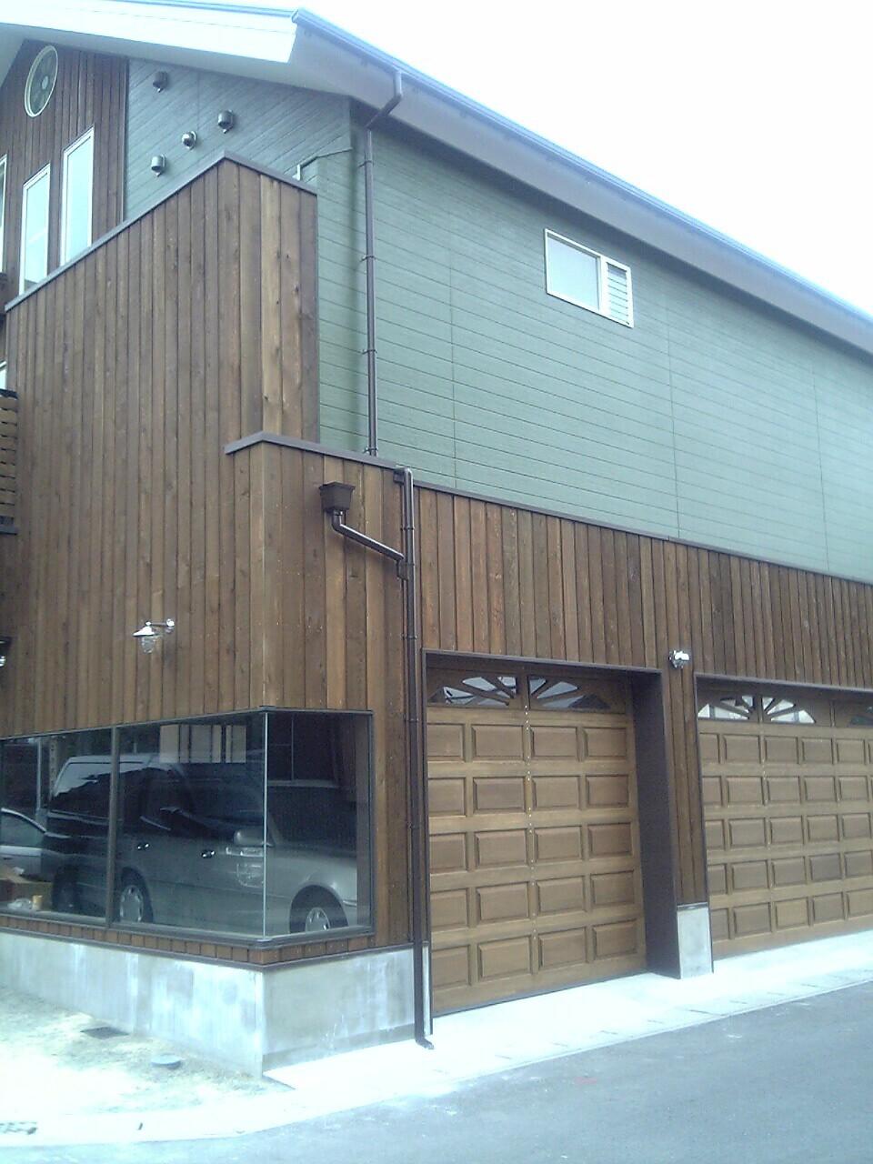 ガレージのある家 Y-Garage