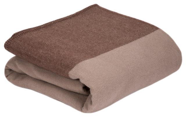 100% Australian Wool Blanket by Lavish Home   Traditional