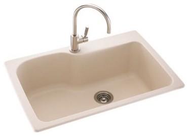 kitchen sink  1 bowl or 2    rh   houzz com