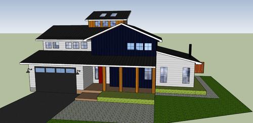 Modern Farmhouse Window Dilemma
