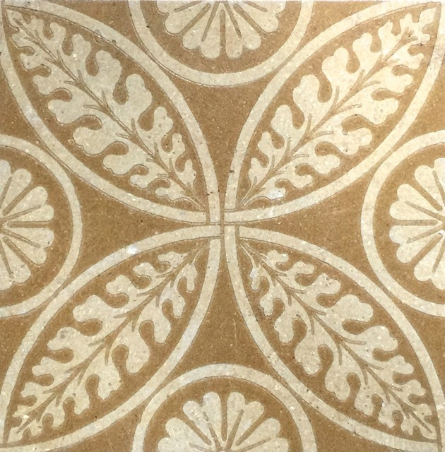 Fabulous Contemporary Wall And Floor Tile by Decorative Etched Stone