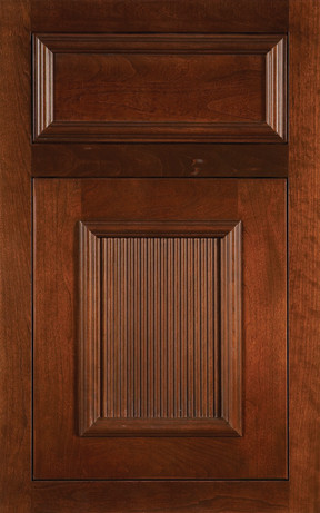 A sampling of Medallion Cabinetry Door Styles