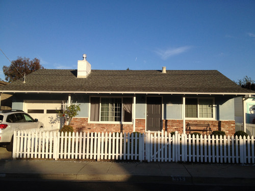 Exterior Design Help For 1950s Ranch Style House