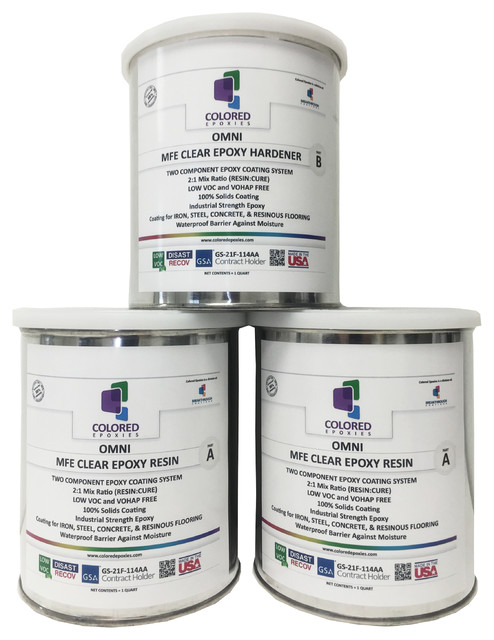 Epoxy Paint For Wood : Clear epoxy resin coating for wood tabletop concrete
