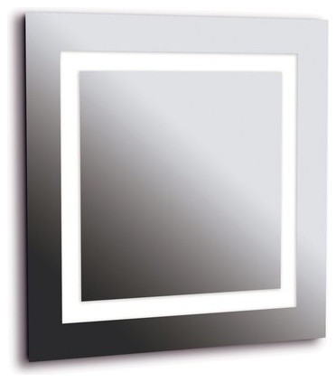 rifletta 4 light bathroom vanity light contemporary bathroom mirrors - Modern Bathroom Vanity Lighting