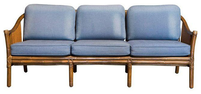Delicieux McGuire Style Bamboo Sofa   $1,350 Est. Retail   $450 On Chairish.com