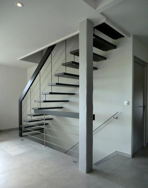 escalier exterieur nova