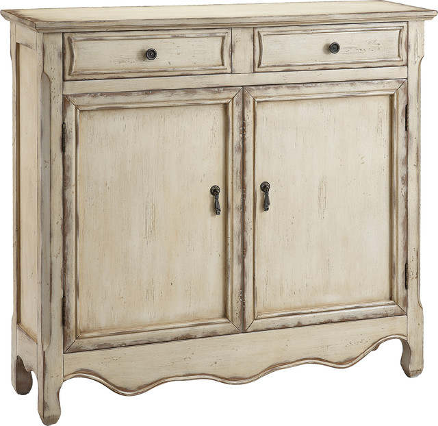 Heidi 2-Drawer, 2-Door Accent Cabinet, 28210.