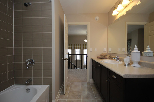 Model Home Bathroom Glamorous Tamarack Homes Charleston Model Home Review