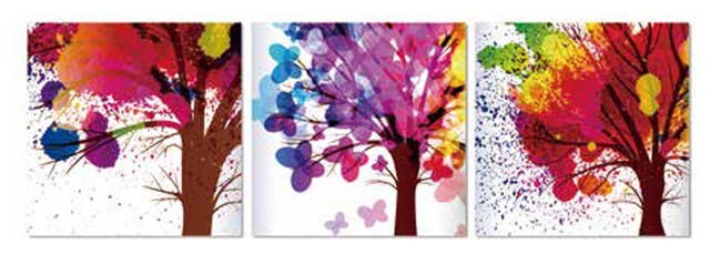 3-Piece Acrylic Panel Picture Of 3-Wish.