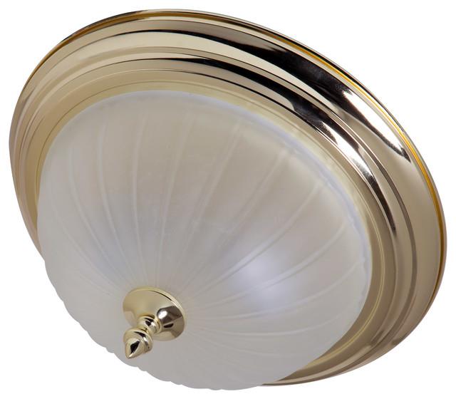 Boston Harbor Rf Sf 008 Pb Light Ceiling Fixtures Polished Br Traditional