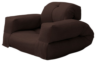 Hippo Convertible Futon Chair Bed Contemporary Sleeper Chairs By Muntech