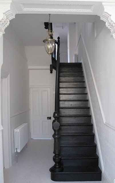 What To Do With My Stairs In My Newly Bought Victorian House?