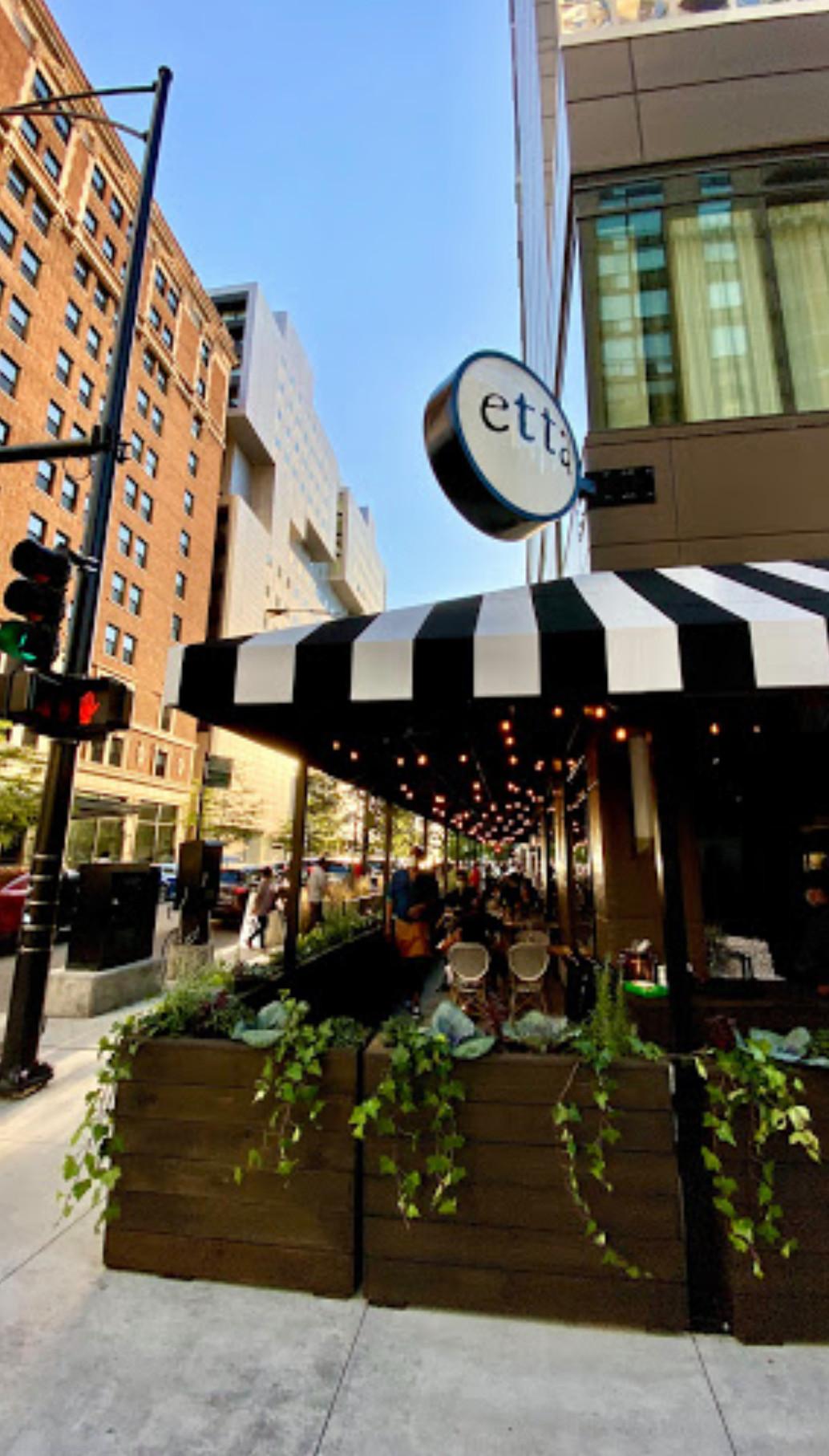 Etta Chicago Clark Street