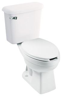 """Peerless Pottery McKinley ADA Elongated Toilet Kit, White, 20.06""""x29.88""""x33"""""""