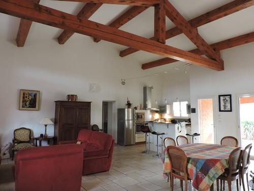Besoin Daide Pour Relooker Un Séjour Salon De M Avec Cuisine Ouve - Canapé 3 places pour relooking de cuisine