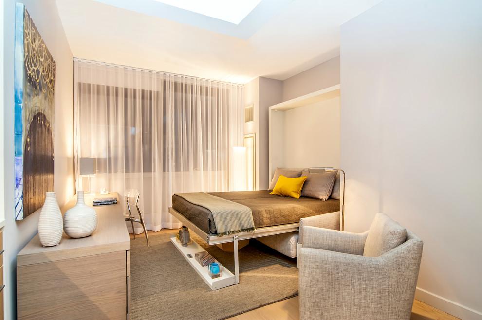 Home design - modern home design idea in New York