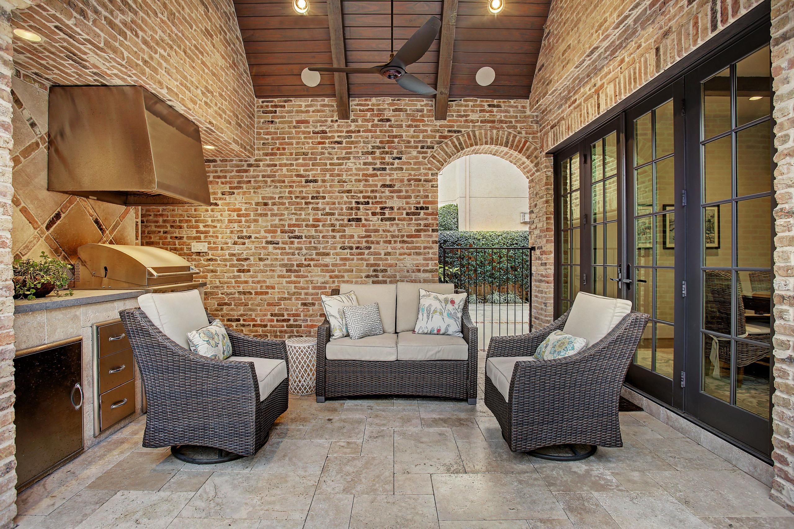 Amazing Memorial Park Brick Home