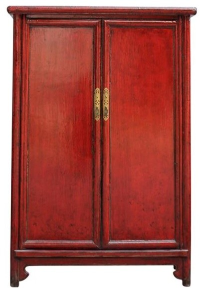 Consigned, China Red Cabinet