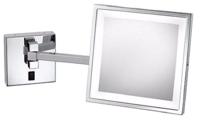 Electric Mirror Emhl88 Magnify Single Sided Lighted Mirror