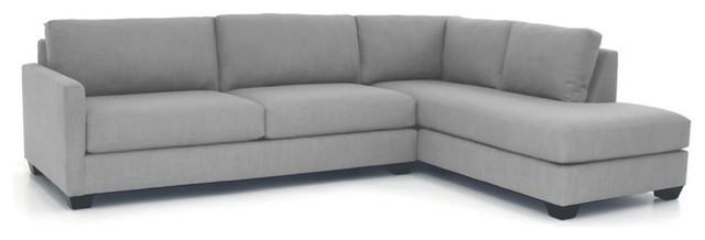 Tuxedo 2 Piece Sectional Sofa