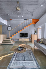 Vadodara Houzz: A Modern MultiGeneration Home Where Less Is More