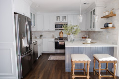 Kitchen of the Week: New Layout and Lightness in 120 Square Feet