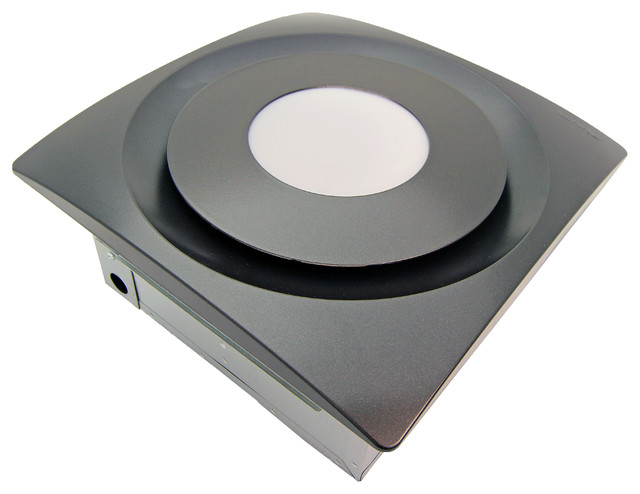 Dimmable 120 Cfm Bath Fan Withled Light