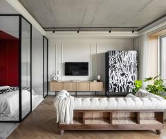 Houzz тур: Квартира как номер бутик-отеля