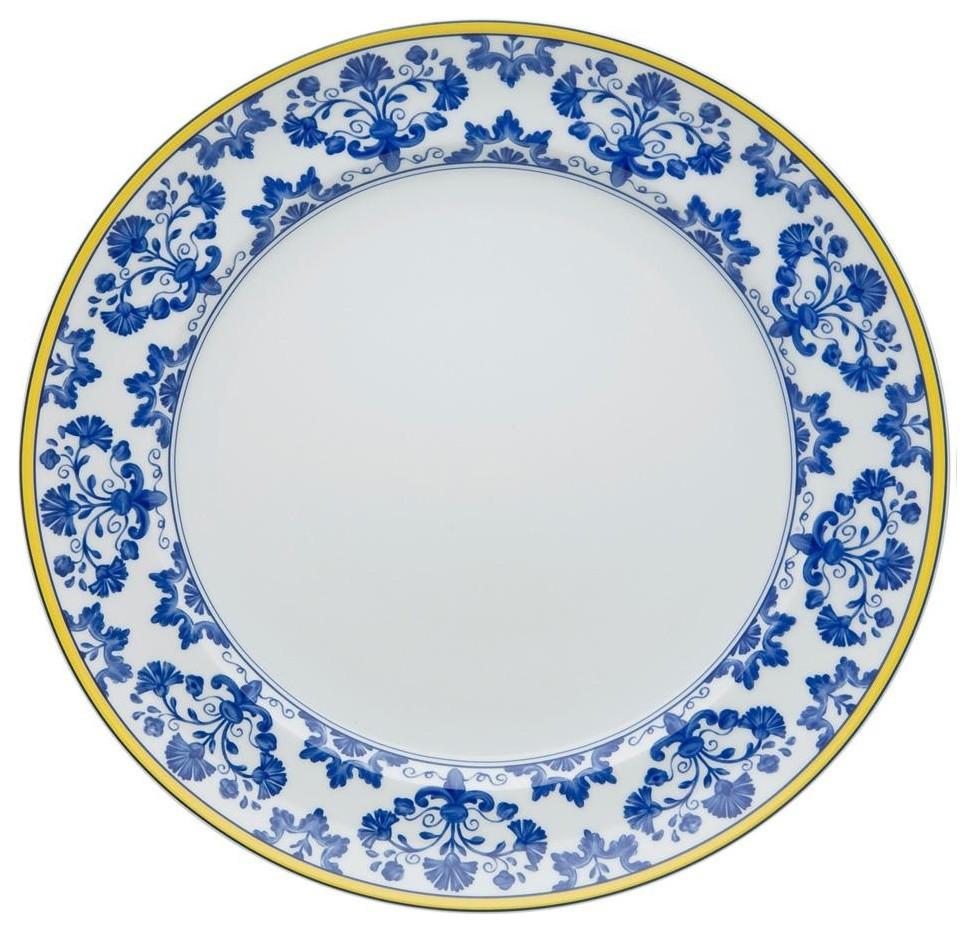 Vista Alegre Porcelain Castelo Branco Flat Round Platter